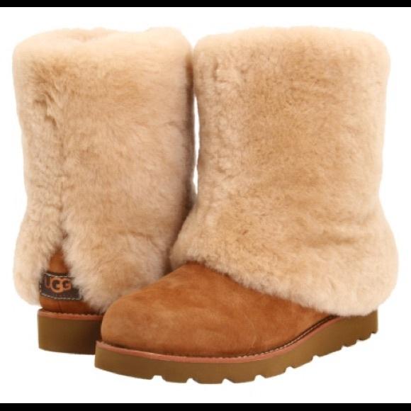 de1bf2e4d52 🌿 UGG Maylin boots, Chestnut color